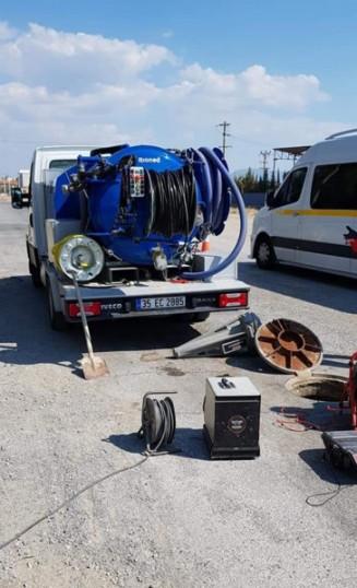 izmir sasalı yeraltı su kaçağı tamiri